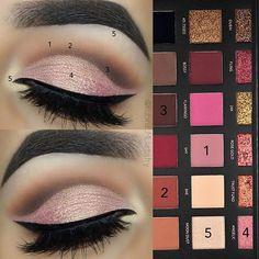 #pictorial  @shophudabeauty Rose Gold Palette by @hudabeauty  @nyxcosmetics gel Liner & Smudger  @luxylash Lashes in Westside  @anastasiabeverlyhills @norvina Dipbrow Pomade in Dark Brown  @morphebrushes and@beaubellebrushes brushes : : #wakeupandmakeup #makeupaddict #abhliquidlipstick #hudabeauty #shophudabeauty #hudabeautylashes #hudabeautyliquidmatte  #hudabeautyrosegoldpalette #dollhousedubai #monakattan #alyakattan #smokeyeye #anastasiabrows #abh #morphebrushes #anastasiabeverlyhills…