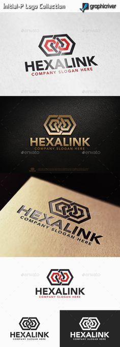 Hexagon Link - Infinity Hexagon Logo Design Template Vector #logotype Download it here: http://graphicriver.net/item/hexagon-link-infinity-hexagon-logo/13462112?s_rank=435?ref=nesto