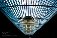 Architectural Fan by hdav432