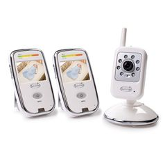 Best Video baby monitor with two parent units