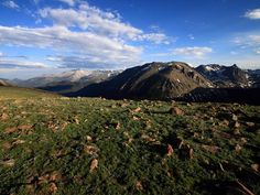 Rocky Mountain National Park | Photo: Rocky Mountain National Park landscape