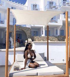 Vacation Mood, Vacation Outfits, Bougie Black Girl, Tumbrl Girls, Black Luxury, Looks Black, Black Girl Aesthetic, Travel Aesthetic, Luxury Life