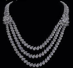Lotus Jewelry, Metal Jewelry, Diamond Jewelry, Fine Jewelry, Bridal Necklace, Flower Necklace, Gemstone Necklace, Diamond Dreams, Diamond Heart