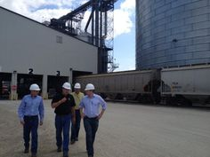 Rep. Bruce Braley, D-Iowa, (@Bruce Braley): Touring the @ethanolbyPOET plant in Hanlontown/Worth County yesterday afternoon. pic.twitter.com/kehLS0Jtsd