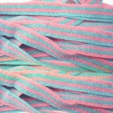 Candy Types - Sour Belts, Straws & Laces - Page 1