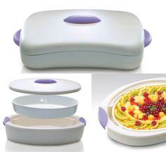 Contenedor térmico para la cocina