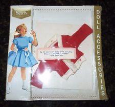 SEARS NRFB VNT Doll Accessory PAK Skipper Cricket Skooter CLONE Barbie sweater