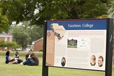 Photos of life at Voorhees College