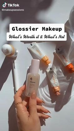 Glossy Makeup, Skin Makeup, Beauty Makeup, Natural Everyday Makeup, Natural Makeup, Makeup Hacks Videos, Makeup Looks Tutorial, Makeup Makeover, Makeup Guide