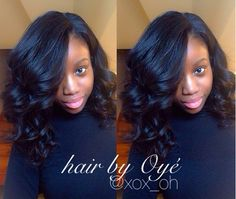 Realistic Looking @hairbyoye - http://community.blackhairinformation.com/hairstyle-gallery/weaves-extensions/realistic-looking-hairbyoye/