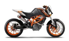 KTM 125 to be called KTM 125 DUKE - | Motorbike reviews | Latest ...