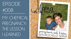 MITM #008 - What I Learned from My Chemical Pregnancy