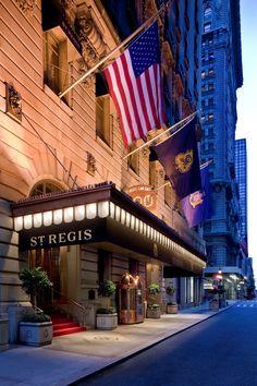 St. Regis Hotel - New York City