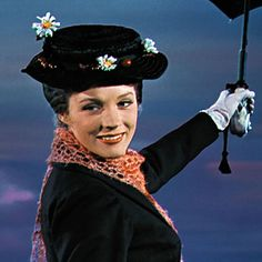 Mary Poppins, Mary Poppins | 34 Empowering Female Characters Guaranteed To Inspire You