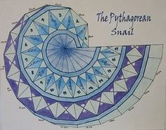 How to Make A Spiral from the Pythagorean Theorem thumbnail
