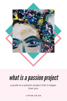 What is a passion project. Passion projects give you the creative outlet to refuel your internal batteries to make your big and small moments count. All You Need Is, How Are You Feeling, Making A Vision Board, Small Moments, Passion Project, Photography Classes, Creative Outlet, Writing A Book, Getting Organized
