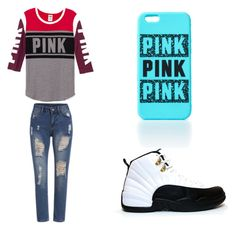 """Untitled #11"" by keilani053006 ❤ liked on Polyvore featuring TAXI"