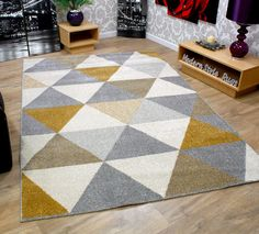 Soft Touch Very Modern Contemporary Extra Large Quality Home Rugs Rrp 119 99 Ebay