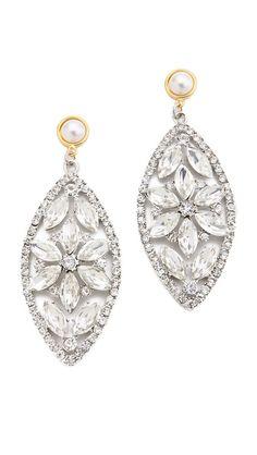 Fallon Jewelry FOREVER Regalia Drop Earrings