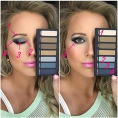 Recreate today's EyeShadow look with Addiction Palette 4! Did I mention this delicious eyeshadow palette comes in the presenters kit. Score! The eyeshadow combinations you can create with this palette are endless! All Younique products were used to create this look.  Follow me on Facebook at Younique By Rachele (Rachele Lantz)