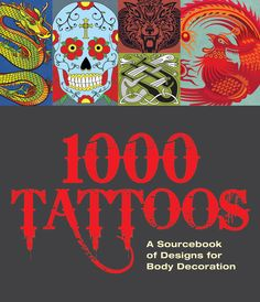 Approaching the fascinating world of tattoo art from the perspective of design, 1000 Tattoos offers basic instruction on designing a tattoo and hundreds of images to help you choose one that's right for you. The book opens with a general introduction to the history of body decoration and technical advice on drawing and designing some of the more intricate tattoos featured in the book. RRP £16.99