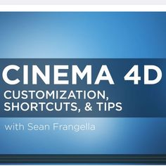 Lots Of Tips, Tricks And Shortcuts For #Cinema4D - Motionanddesign.net