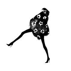 #fashionillustration #Judith van den Hoek