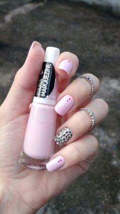 Esmalte Bruna Marquezine - rosa claro Película - Sindy Francesinhas