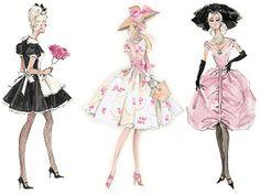 barbie collector sketch best - Recherche Google
