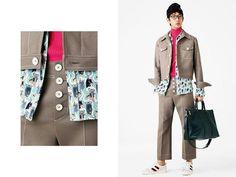 Bally Resort 2017 menswear / Model: Bom Chan Lee