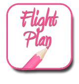 Check your calendar for tomorrow! Check our Flight Plan Daily. Click tomorrow.
