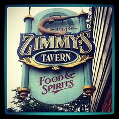 Zimmy's Tavern, Union, MI