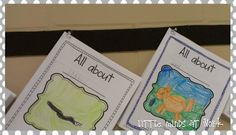 Writing to Inform {freebie} - this looks like it would be a great way to do informational writing