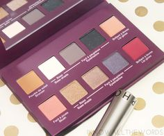 Sephora Collection My Beauty Notebooks Eye, face & Lip Palette Set- Ready for Tonight Palette | I Know all the Words
