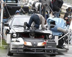 tom cruise on  low loader