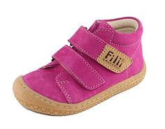 Filii-Barefoot Kinder Barfußschuhe Pink ✅ Barfuss-Schuhe-Online-Shop ✅ Farbe: Pink ✅ Obermaterial: Leder ✅ Sohle: Gummi ✅ Verschluss: Klettverschluss ✅
