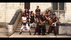 "Medieval music .Les Compagnons du Gras Jambon. ""Heiduckentanz"""