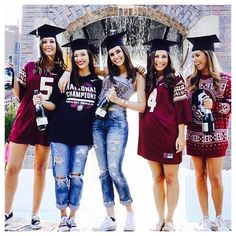8270c89440cef We love our  fsu Henri Girl Grads and will miss you all dearly XO   · Miss  You AllGarnet ...