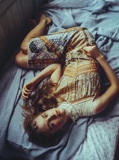 Hedvig Palm by Sebastian Kim for Vogue Australia July 2015