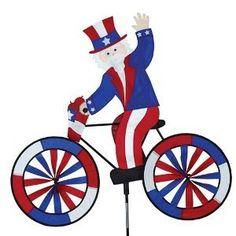 Bike Spinner, Uncle Sam by Premier Kites & Designs, http://www.amazon.com/gp/product/B000SY6AKM/ref=cm_sw_r_pi_alp_hPgSpb1K9ACBQ
