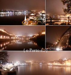 o Porto é... noites de nevoeiro