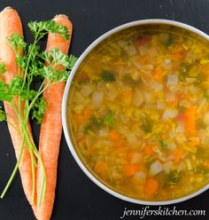 Make Your Own Vegetable Stock