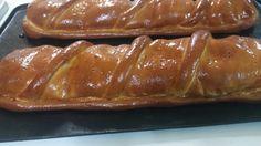 Pan de jamon navifeño el original