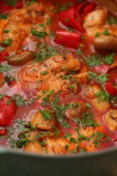 Mark Bittman's Ginger Chicken with Mushrooms and Thai Flavors | Mark ...