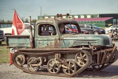 46 Ford tank