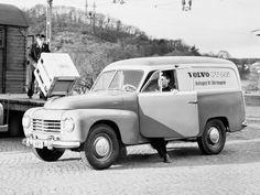 "Volvo PV445 DS ""Duett"" '1958–60"