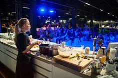 Das war das Eat & Style Food Festival in München. Die Eat & Style Event-Reihegehört mit Stationen in Hamburg, Berlin, Stuttgart, Köln und München zu den besucherstärksten Food-Messen...