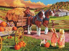 Autumn Beauty (165 pieces)