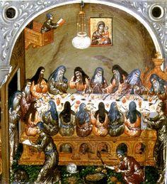 Georgios Klontzas (1603), Saint Catherines Monastery, Sinai