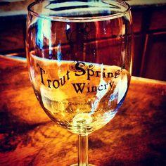 Trout Springs Winery in Greenleaf, WI